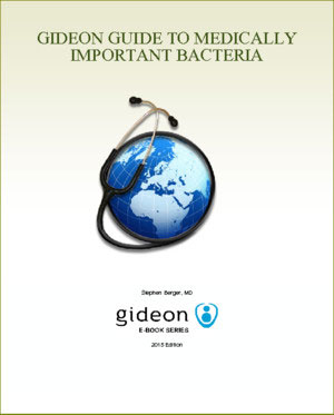 GIDEON Guide to Medically Important Bacteria
